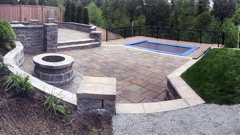 rockscape backyard
