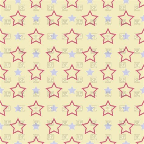 seamless pattern stars starry seamless pattern pastel background with outline