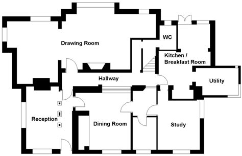 Estate Agent Floor Plan Services by CPA Planning Design
