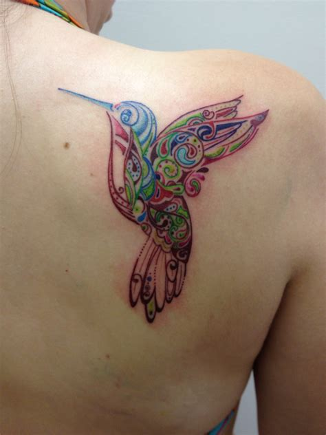 30 Stunning Hummingbird Tattoo Designs Hummingbird Tattoos On Ankle