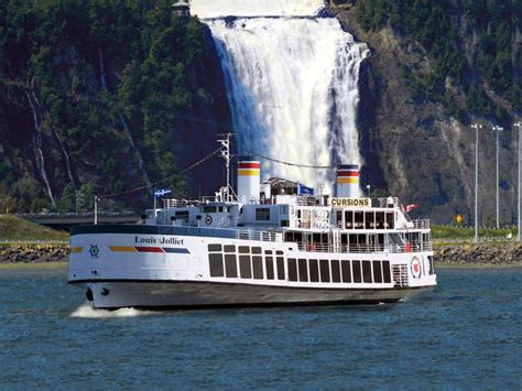 boat tour quebec cruise and express tour package qu 233 bec boat tours
