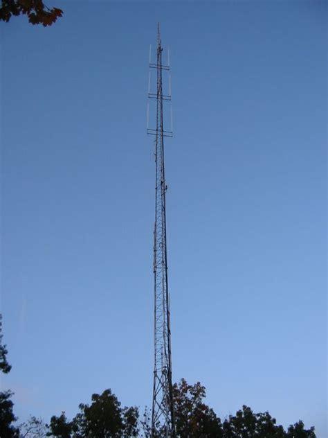 radio tower amarc high ridge radio tower