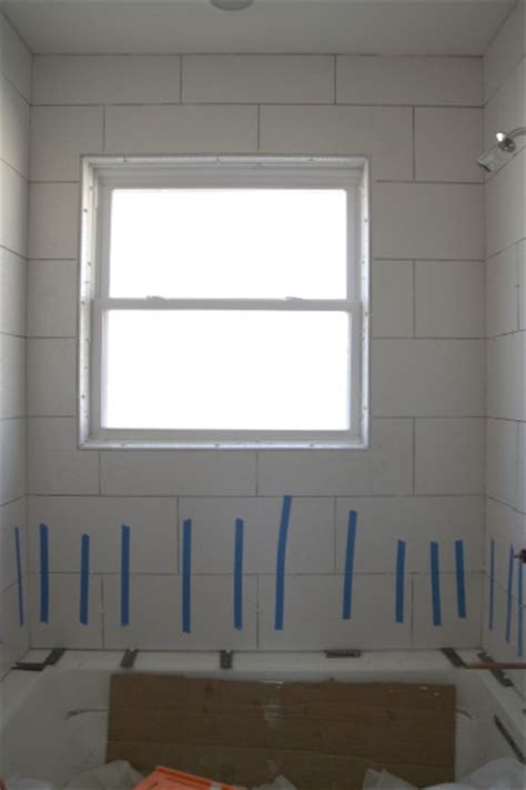 windows in bathrooms 1000 images about rental bathroom on pinterest window in shower shower window and tile