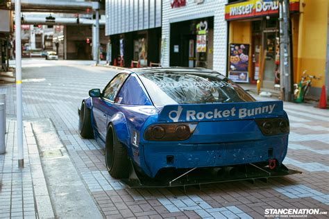 nissan brz rocket bunny team bad quality nakagawa s amazing 180sx