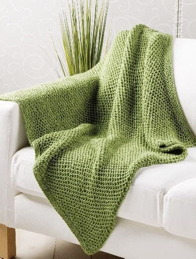 knitting pattern throw 18 easy knit throws to make to add a little warmth to your
