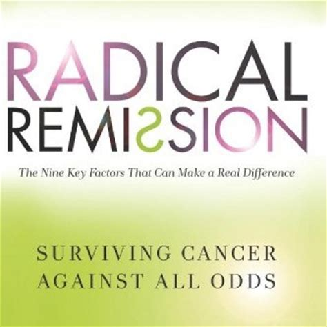 Nanocolloidal Detox Factors by 9 Key Factors Affecting Radical Remission From Cancer