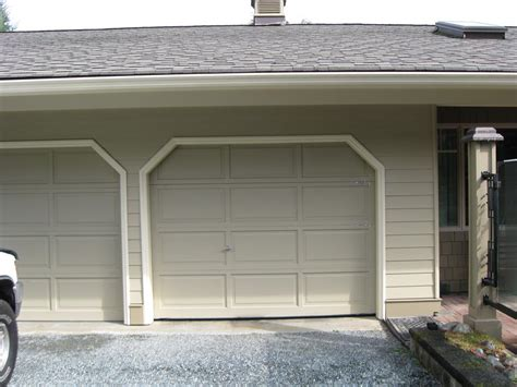 Overhead Door Lethbridge 2 12 Panel Wood Garage Doors Opener Nanaimo Nanaimo