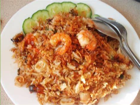 cara membuat nasi goreng seafood cara membuat nasi goreng sederhana resep nasi goreng