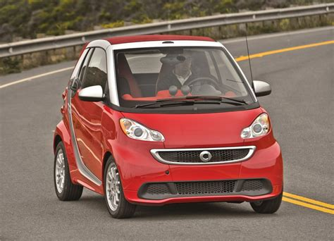 Cheapest High Mpg Car by 2014 Smart Fortwo Elecric Drive