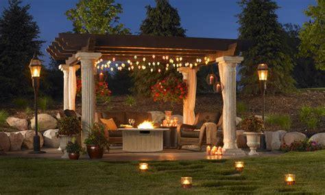 Best 9  Patio Lighting Ideas To Light Up Your Backyard