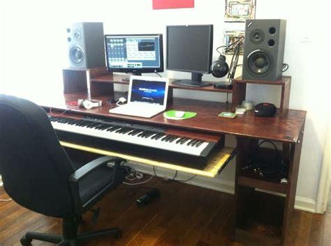 1000 Images About Studio Desks On Pinterest Furniture Studio Keyboard Desk