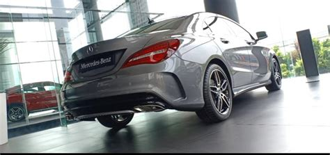 cl class mercedes benz cla  amg grey panoramic