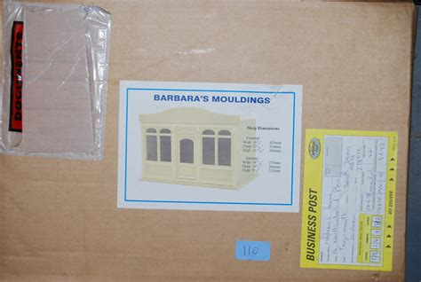 dolls house mouldings dolls houses two barbara s mouldings dolls house kits