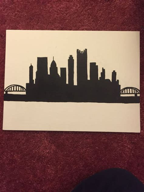 pittsburgh skyline tattoo pittsburgh skyline ideas and