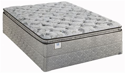 Seally Mattress by Sealy Plush Pillow Top Mattresses
