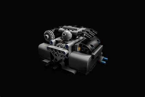 technic porsche engine a technic porsche 911 gt3 rs was crash tested by adac