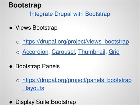 drupal themes howto how to build responsive bootstrap themes using drupal