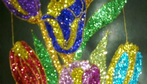 Sale Gliter glitter painting glitter paintings for sale
