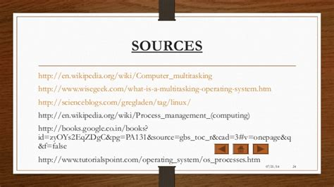tutorialspoint toc itt project on types of operating system