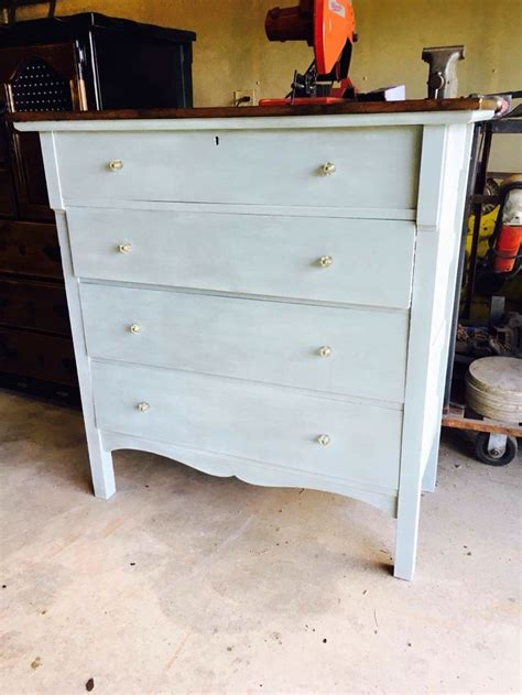 serenity blue paint top 25 ideas about chalk painted dressers on pinterest