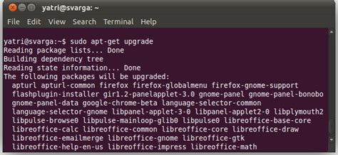 tutorial ubuntu command line how to use apt get to install programs in ubuntu from the