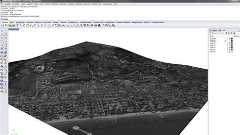 lands design google earth tutorial terreno 3d da google earth a rhinoceros samilolab