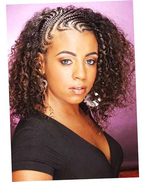 elegant braided hairstyles for african americans african american braided hair styles 2016 ellecrafts