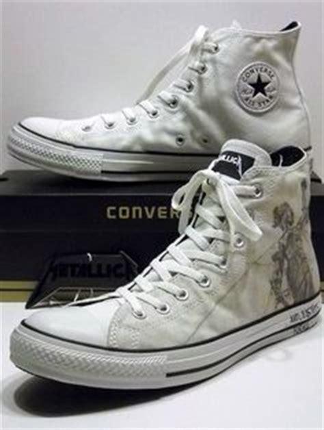Sepatu Converse Metallica reload your shoe rack with the vans x metallica