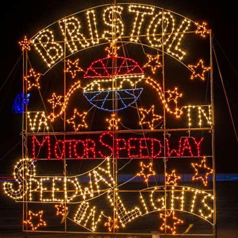 lights new hshire largest display at speedway in 28 images speedway llc