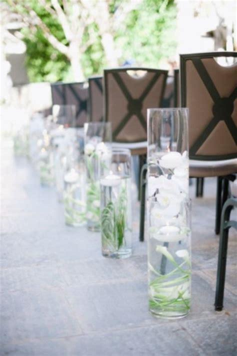 Wedding Aisle Decor by Best 25 Outdoor Wedding Aisles Ideas On