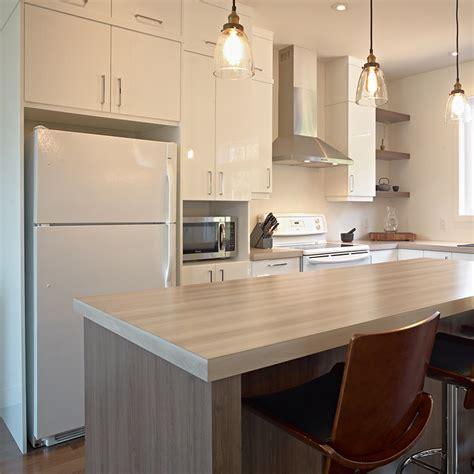 騁amine cuisine comptoir de cuisine blanc cuisines beauregard