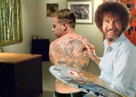 bob ross painting in photoshop image 27101 photoshop bob ross your meme