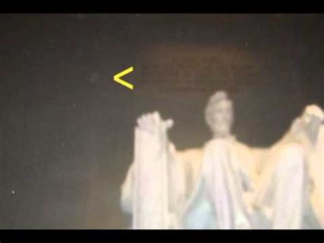 is this abraham lincoln s ghost in the white house this is this a ghost orb at lincoln memorial youtube