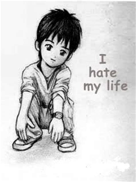 life  sms  hate  life