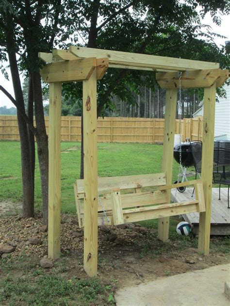arbor swing frame 17 best ideas about pallet swings on pinterest diy swing
