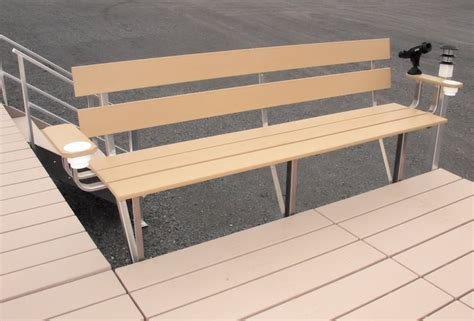 boat dock benches deck boat accessories related keywords deck boat