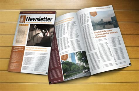 Free Indesign Templates Newsletter free newsletter templates email templates the grid system