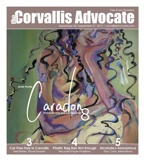 new issue september 20th 2012 the corvallis advocate new issue september 20th 2012 the corvallis advocate