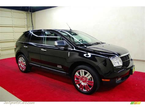 2008 lincoln mkx limited edition 2008 lincoln mkx limited edition in black clearcoat