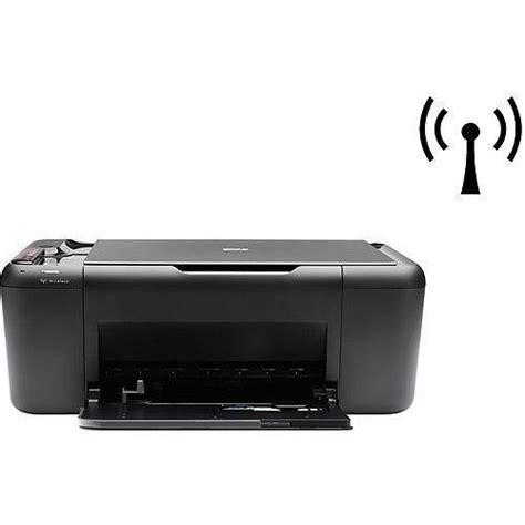 Printer Scanner All In One hp deskjet inkjet f4580 all in one printer scanner copier by hewlett packard