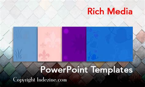 rich media powerpoint templates