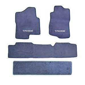 Tahoe Carpet Floor Mats Chevrolet Tahoe 2nd Row Bench Seat Graphite