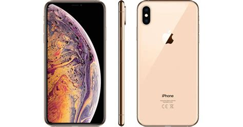 apple iphone xs max 256gb sammenlign priser hos pricerunner