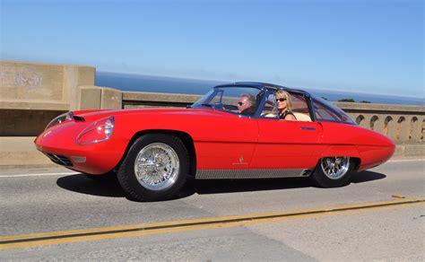 1960s alfa romeo 1960 alfa romeo superflow iv pinin farina coupe
