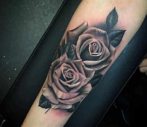 black and grey rose tattoo pinterest 319 best images about flower tattoo on pinterest black