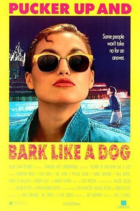 bark like a pucker up and bark like a poster imp awards