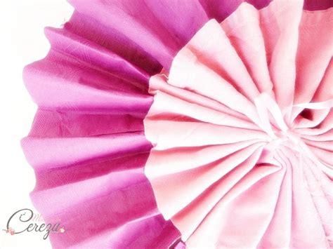 diy pliage de serviette 233 ventail bicolore melle cereza bijoux accessoires mariage c 233 r 233 monie