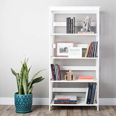 bookshelves overstock how to decorate shelves bookcases overstock