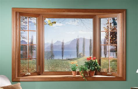 Window Treatments For Bow Windows exterior window frame designs choosing windows exterior
