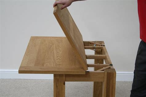 flip top dining tables small extending dining table